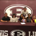 Kaitlin Gutierrez Signs with the University of the Ozarks