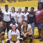 JV Volleyball Takes 2nd Place at Fairfield Tournament
