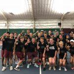 Lion Tennis beats Corsicana 16-3