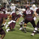 Boys Varsity Football vs Waxahachie 32-54