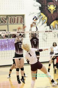 Volleyball vs Red Oak Photo Gallery