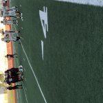 Boys Freshman Football White beats Kaufman 14 – 6