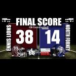 Boys Varsity Football beats North Forney 38 – 14