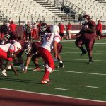 Freshman Football Beats Terrell 40-12