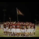 Boys Varsity Football falls to Sulphur Springs 45 – 28