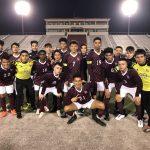 Boys Varsity Soccer Wins on Senior Night 9-1