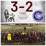Boys Soccer gets WIN over Cana
