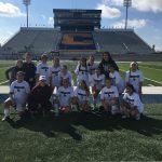 Girls JV Soccer takes down Corsicana 1 – 0