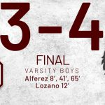 Boys Varsity Soccer beats Red Oak 4 – 3