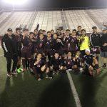 Boys Varsity Soccer beats University 4 – 2