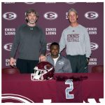 National Signing Day for the Ennis Lions