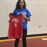Tyquanna Ross Signs With Hill College