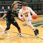 Ennis Lions Basketball Playoff Pictures