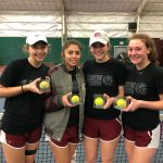 Varsity Madness Tennis Tournament results