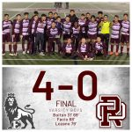 Boys Varsity Soccer beats Red Oak 4 – 0