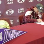 Ben Erdmann Signs With Southwestern