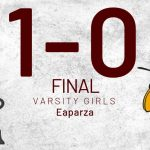 Girls Varsity Soccer Earns Big WIn Over Cleburne