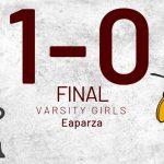 Girls Varsity Soccer Earns Big WIn Over Cleburne