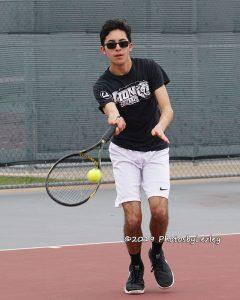JV Breakout Tennis Tournament