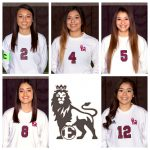 Varsity Girls Soccer Picks Up Five Academic All-State Honors