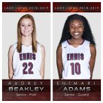 Girls Basketball Academic All-State Honors