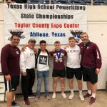 State Powerlifting Results