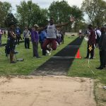 Boys' Track at Wildcat Relays