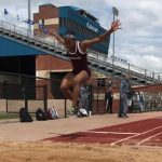 Lady Lions Area Track & Field Results