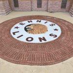 Legacy Bricks at Lion Stadium