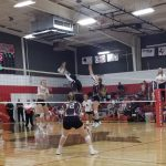Lady Lions Volleyball defeats Maypearl in 5