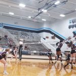 Lady Lions Volleyball takes down Arlington Seguin!