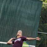VARSITY TENNIS VS WACO UNIVERSITY
