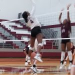 Lady Lions Volleyball falls to Red Oak 3-0