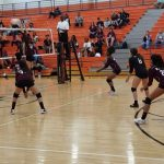 Girls 8th Grade Volleyball A falls to Lancaster 2 – 1