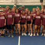 Ennis JH Tennis Team Beats Groesbeck 40-3