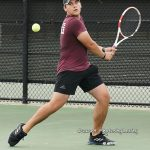 VARSITY TENNIS FARED WELL AT 9 TEAM TOURNEY