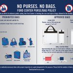 The Star in Frisco Bag Policy