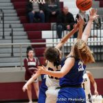 Ennis Basketball vs Joshua