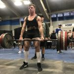 Ennis Men's Powerlifting takes 1st place at the Rice Meet this past Saturday