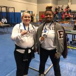 Congratulations to our Ennis Women's Powerlifting Team on their advancement to the Regional Powerlifting Meet!