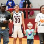 Lady Lion Basketball Parents Night