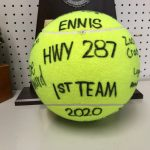 LION TENNIS CROWNED KING OF HIGHWAY 287 TOURNAMENT