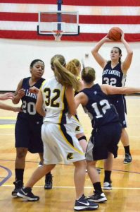 Varsity Girls Basketball vs DeWitt