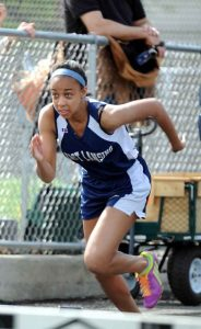 East Lansing Track at Kiwanis Relays