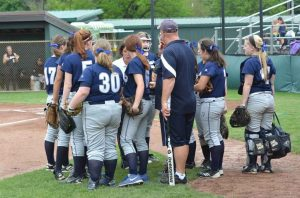 varsity softball Districts