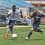 JV Boys Soccer Sweeps East Lansing Invitational