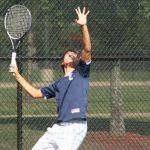 Boys Tennis Prepares for MHSAA Regional Tournament