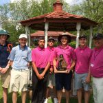 Boys Golf Captures District Title