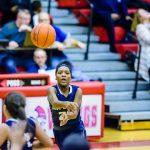 East Lansing Varsity Girls Basketball beat Everett 71-23