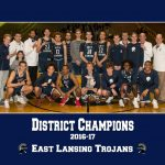 Trojans Capture District Title